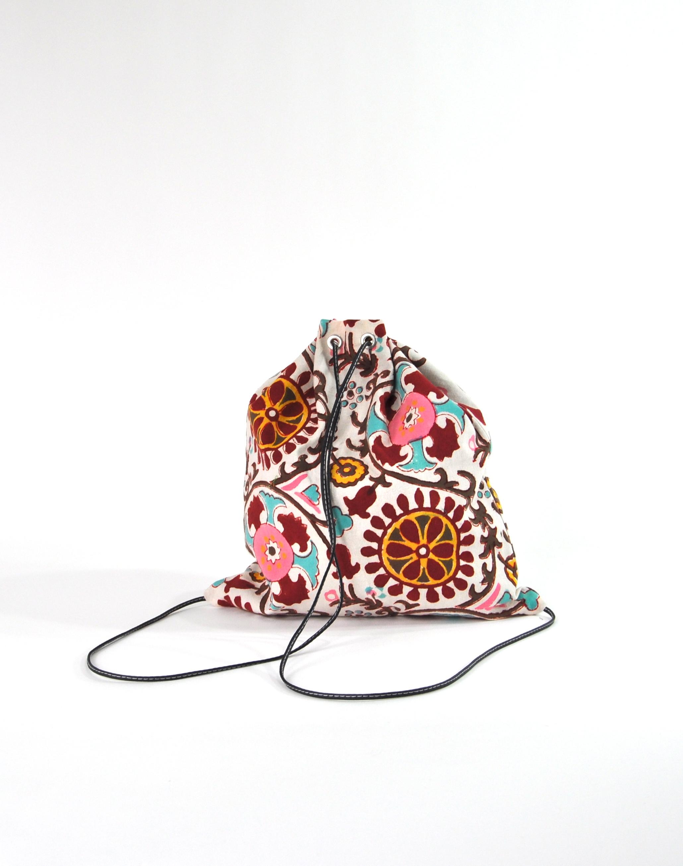 YESNESS Wabi Bindle Backpack