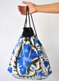 YESNESS Suzani Bindle Backpack