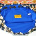 YESNESS Kantha Bindle Backpack
