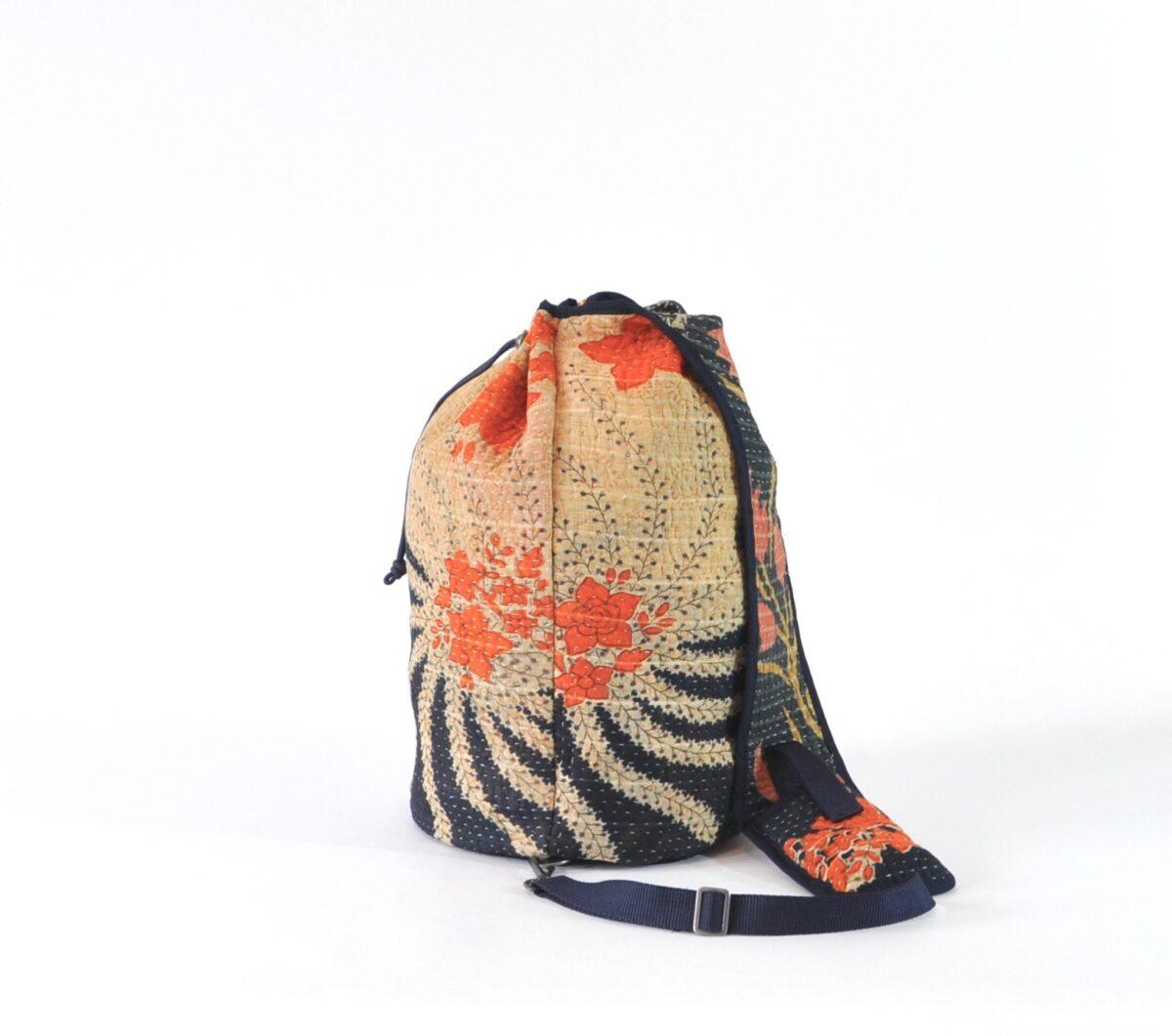 YESNESS Indigo Cream w:Orange Flowers 6