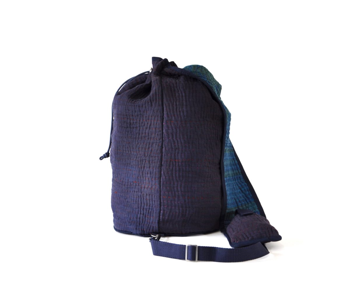 YESNESS Dark Indigo w: Red Stitching 6