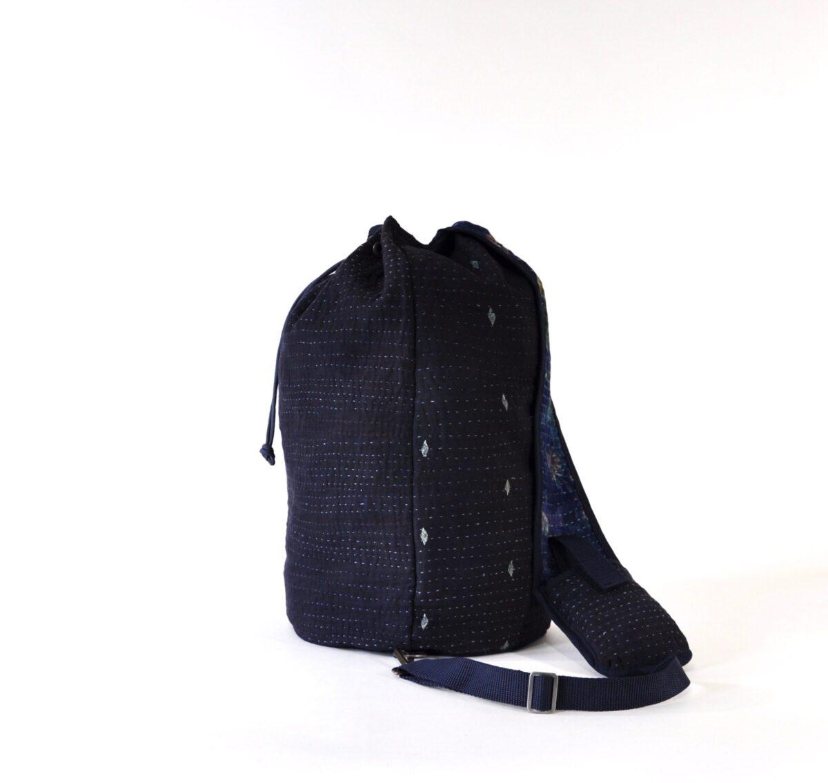 YESNESS Dark Indigo w:White Stitching 6