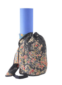 Kantha Ganesha Crossbody Yoga Bag