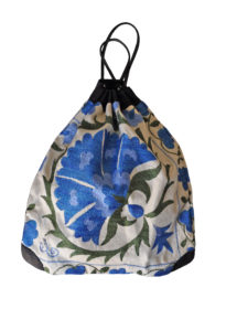 Suzani Drawstring Bag